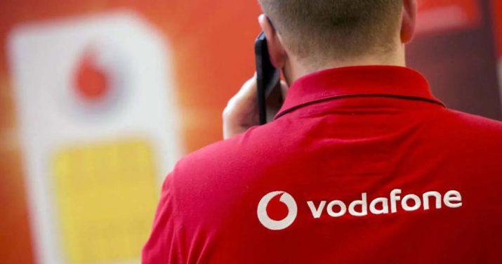 atención al cliente de Vodafone