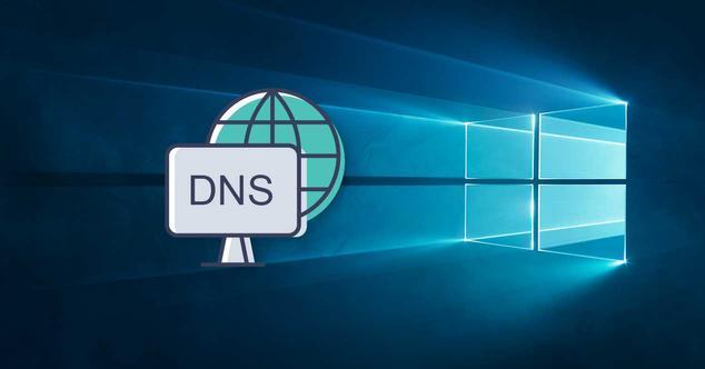 windows 10 dns https