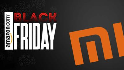 Productos Xiaomi en oferta durante el Black Friday 2019 en Amazon