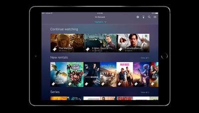 Así es Zapi, la nueva plataforma de televisión Android TV de las operadoras locales