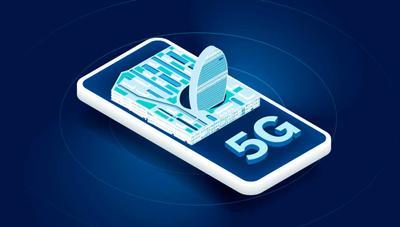 Movistar despliega una red 5G propia para el BBVA