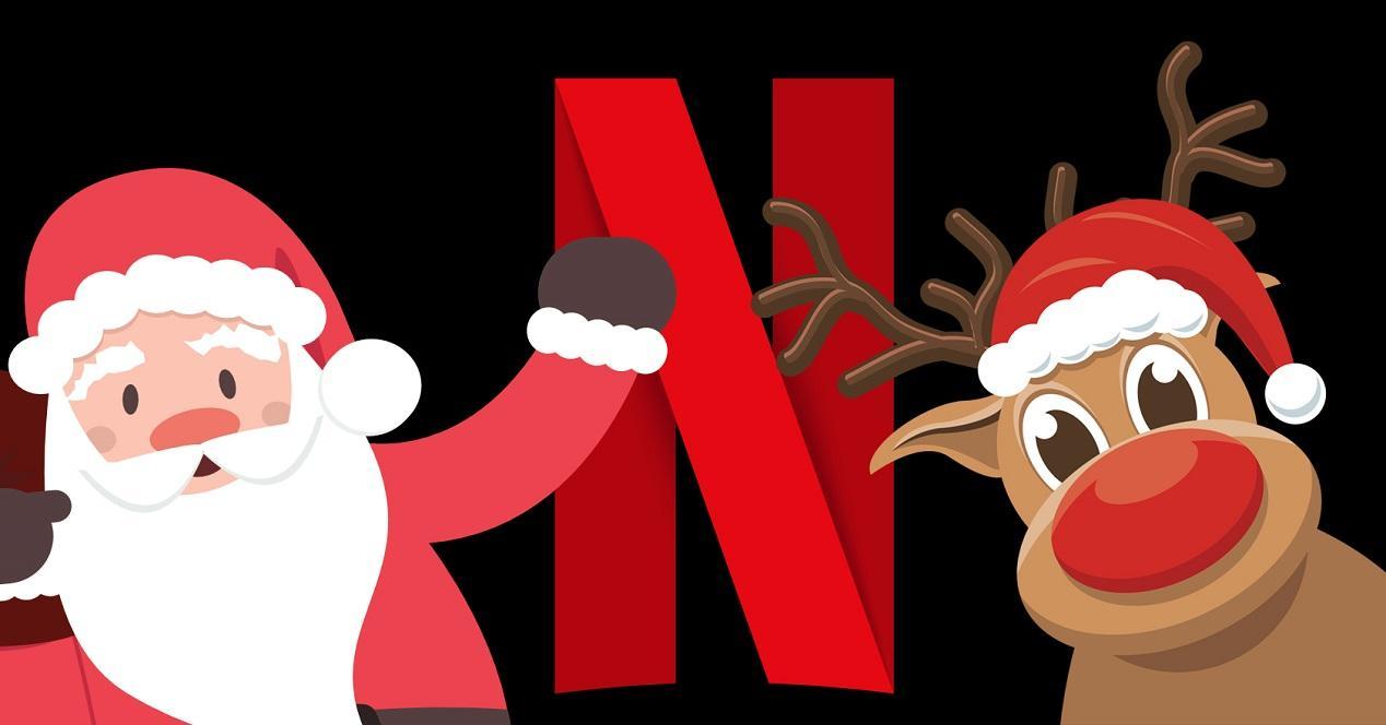 Dibujos animados de Navidad en netflix