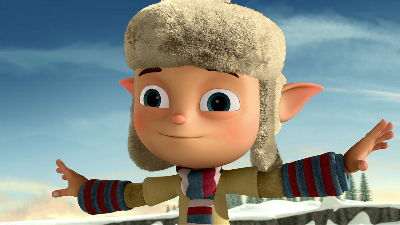 El trineo roto de Bob - Dibujos animados de Navidad