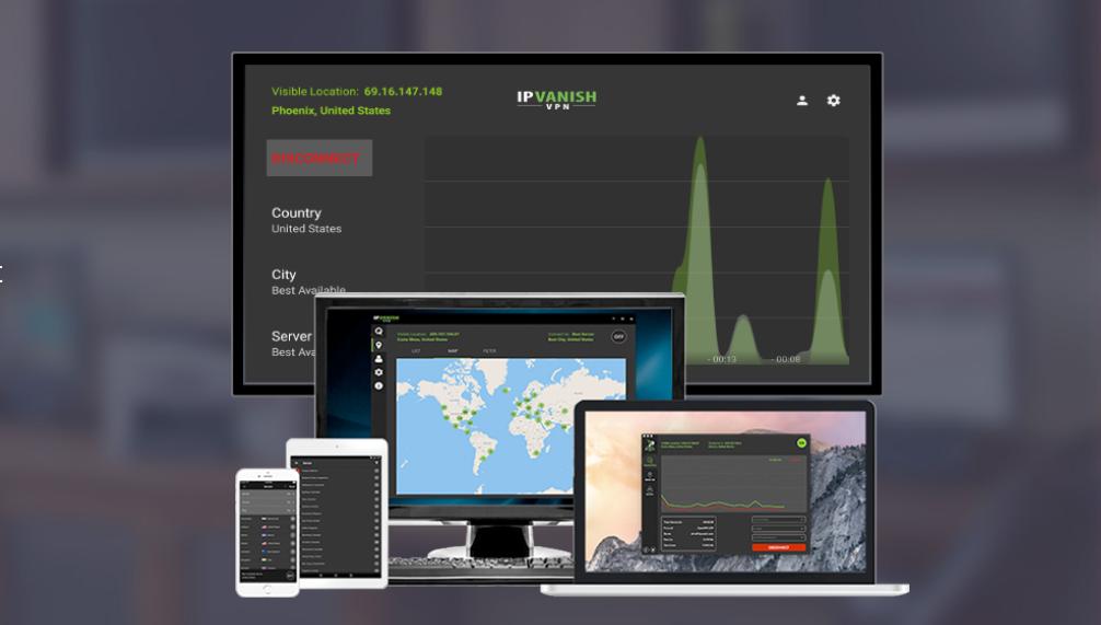 IPVanish - Mejores VPN