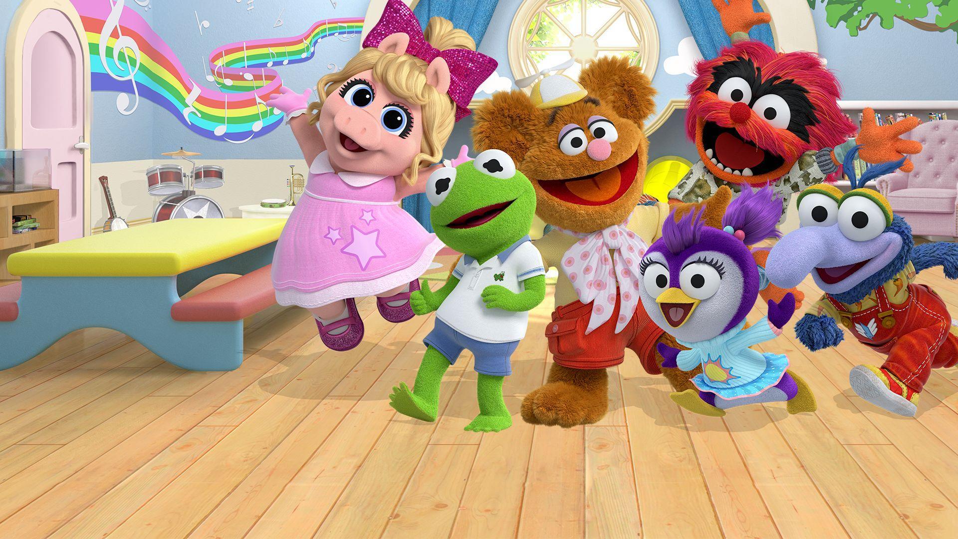 Muppet Babies - series Disney