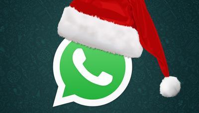 ¡No seas aburrido en WhatsApp! Los mejores paquetes de stickers de Navidad y Año Nuevo