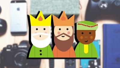 ¡No más pijamas! 20 regalos tecnológicos de última hora para acertar en Reyes