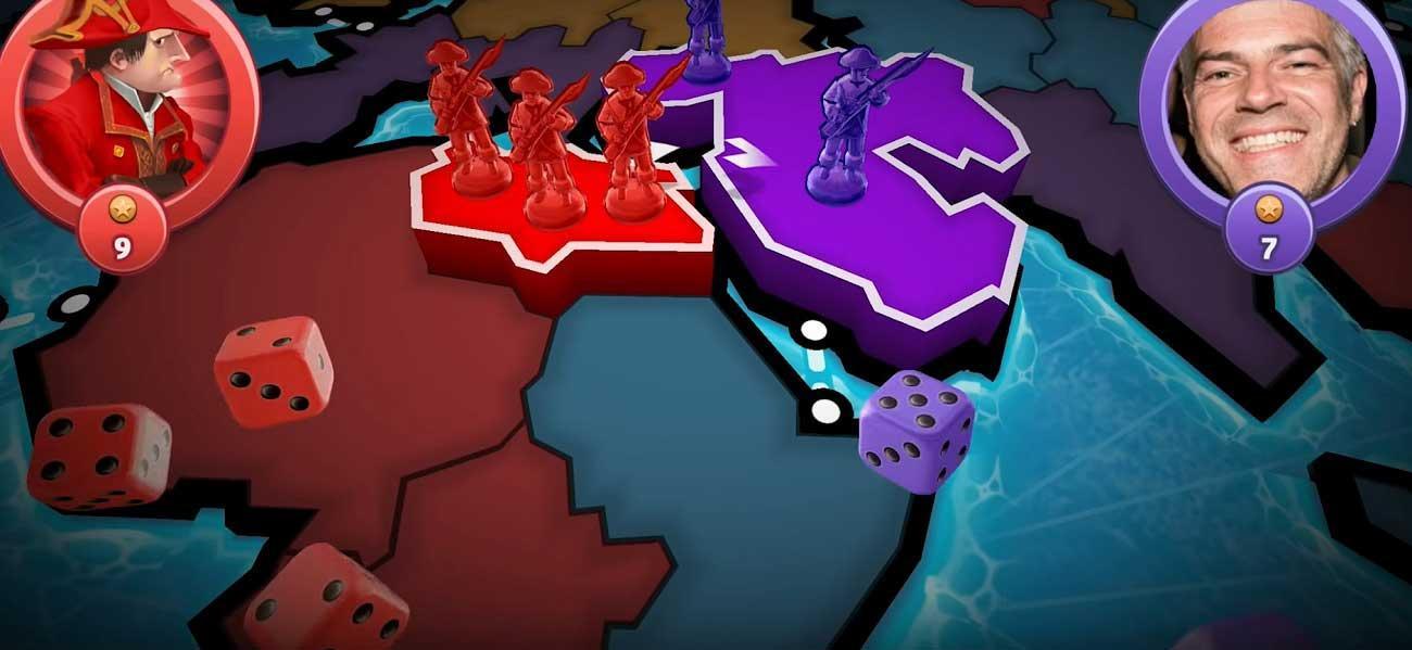 Risk - juegos de mesa online