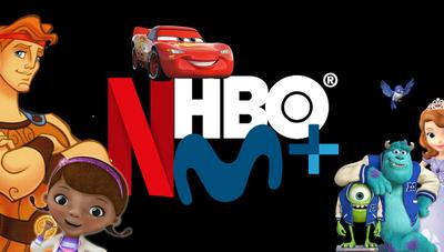 ¿Esperas Disney Plus? Estas son las películas y series Disney que puedes ver en Netflix, HBO y Movistar