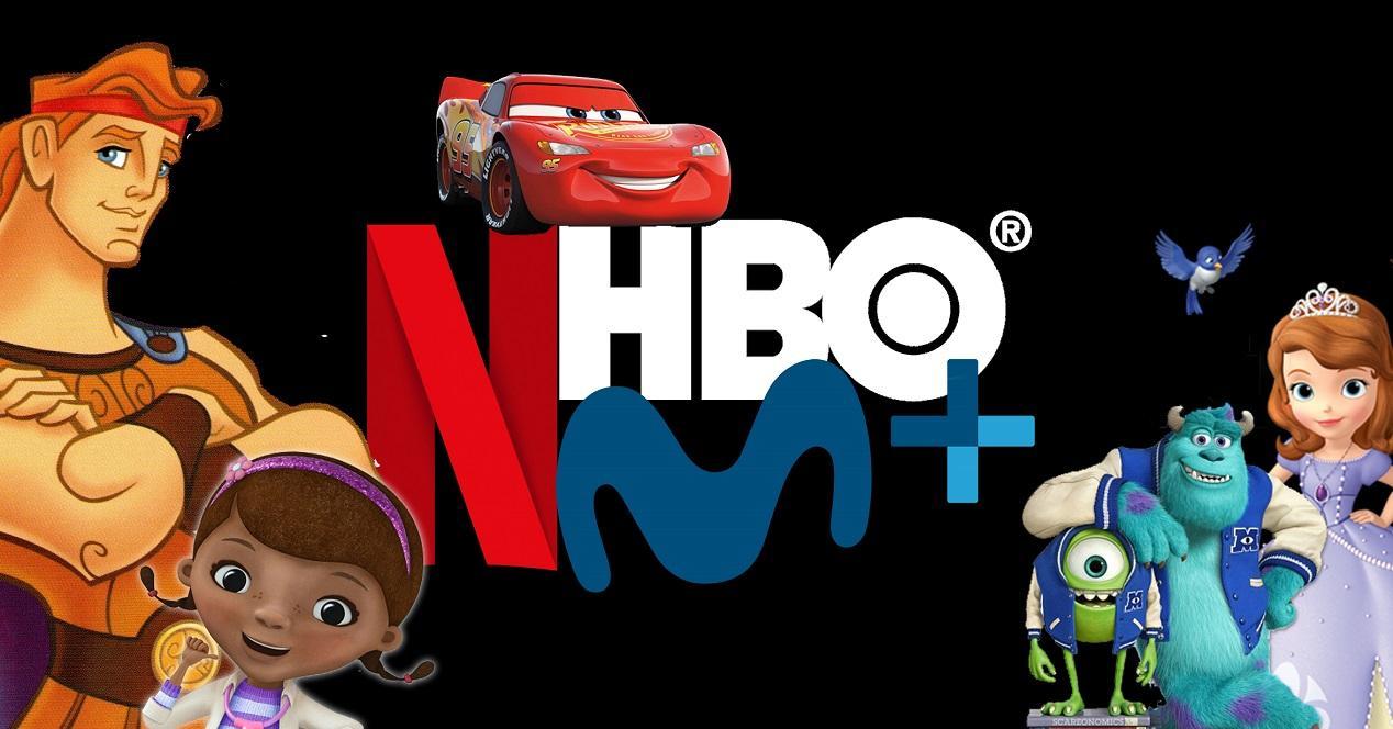 Ver noticia 'Ver ¿Esperas Disney Plus? Estas son las películas y series Disney que puedes ver en Netflix, HBO y Movistar'