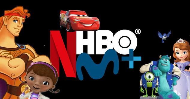 Ver noticia '¿Esperas Disney Plus? Estas son las películas y series Disney que puedes ver en Netflix, HBO y Movistar'