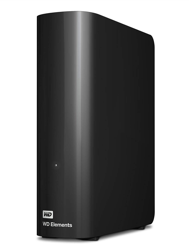 WD Elements MyBook - Mejores discos duros para Smart TV