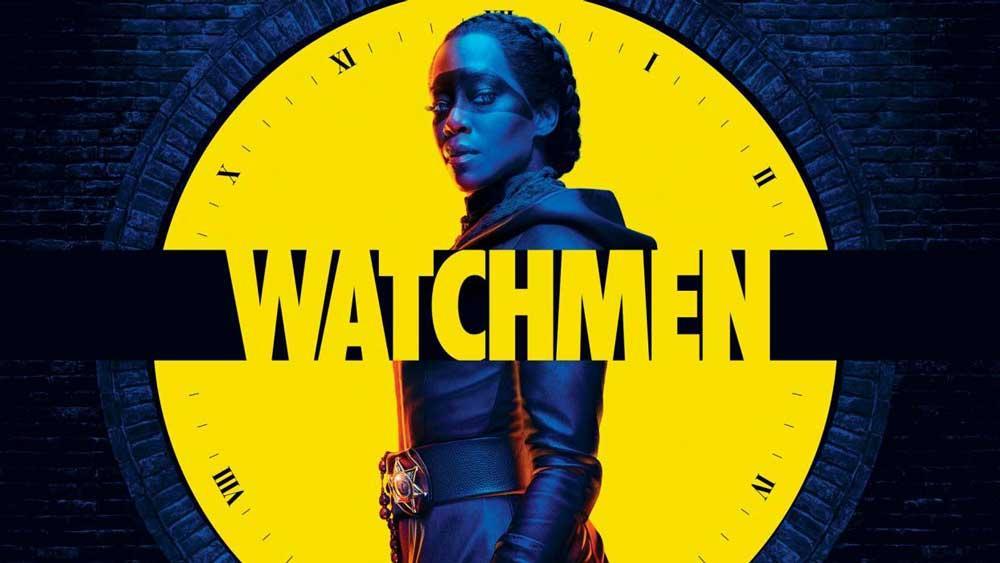 Watchmen - mejores series de 2019