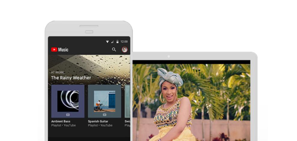 YouTube Music Premium - alternatives to Spotify