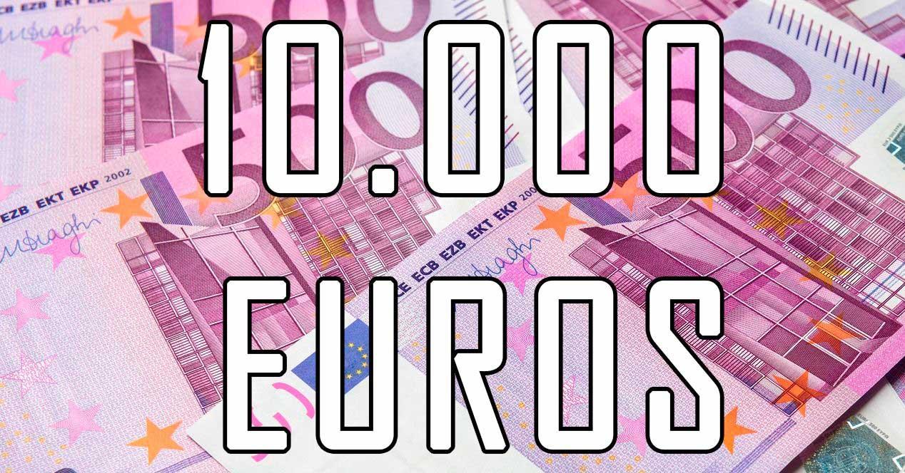 amazon 10000 euros