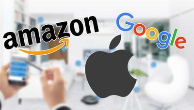 Google, Amazon y Apple se unen para crear un nuevo WiFi para el hogar
