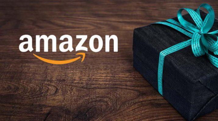 tique regalo de Amazon