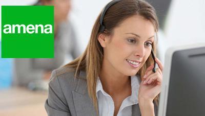 Todas las maneras de contactar con el servicio de atención al cliente de Amena