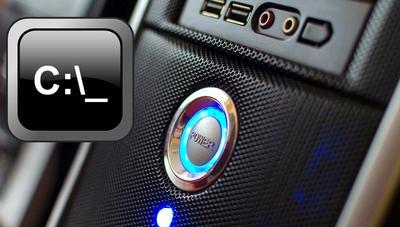 Cómo apagar y reiniciar el ordenador desde el símbolo del sistema o CMD