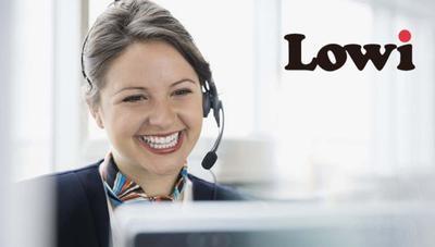 Cómo contactar con el servicio de atención al cliente de Lowi
