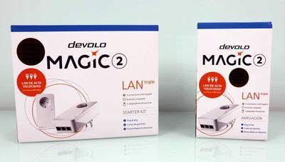 Devolo Magic 2 LAN Triple: Así puedes llevar tu conexión de fibra a cualquier rincón de casa