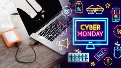Ofertas en discos duros, microSD y almacenamiento en el Cyber Monday 2019