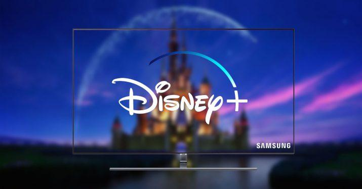 Disney+ Samsung Tv