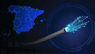 Casi toda la fibra oscura de España ahora está en manos de dos empresas