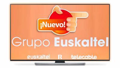 Los clientes de Euskaltel, R y Telecable tienen nueva app para ver la tele gratis