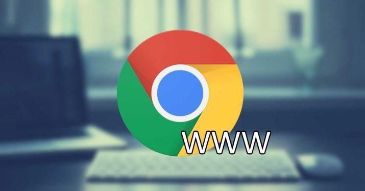 google chrome www