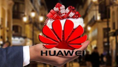 Impresionantes ofertas Huawei en Amazon antes de Navidad