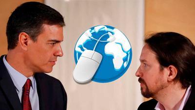 Así será Internet tras el acuerdo PSOE-Podemos: bono social de Internet y 3G para todos
