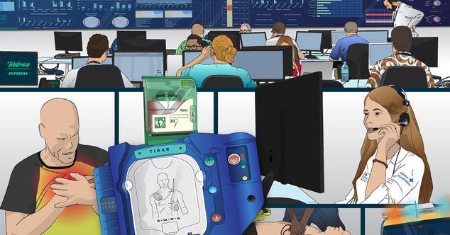 centro de emergencias