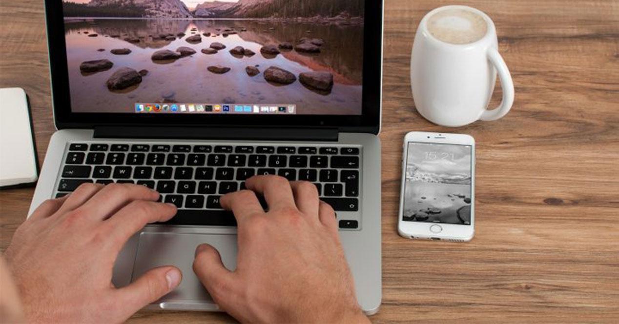 mac y iphone