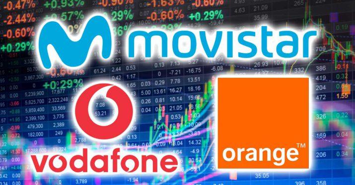 movistar orange vodafone