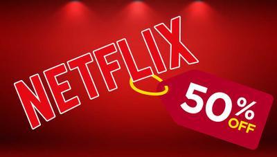 Netflix podría ser más barato si pagas un año entero