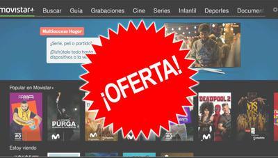 Últimos días en Movistar para tener cine, fútbol, series, deportes y motor por 20 euros