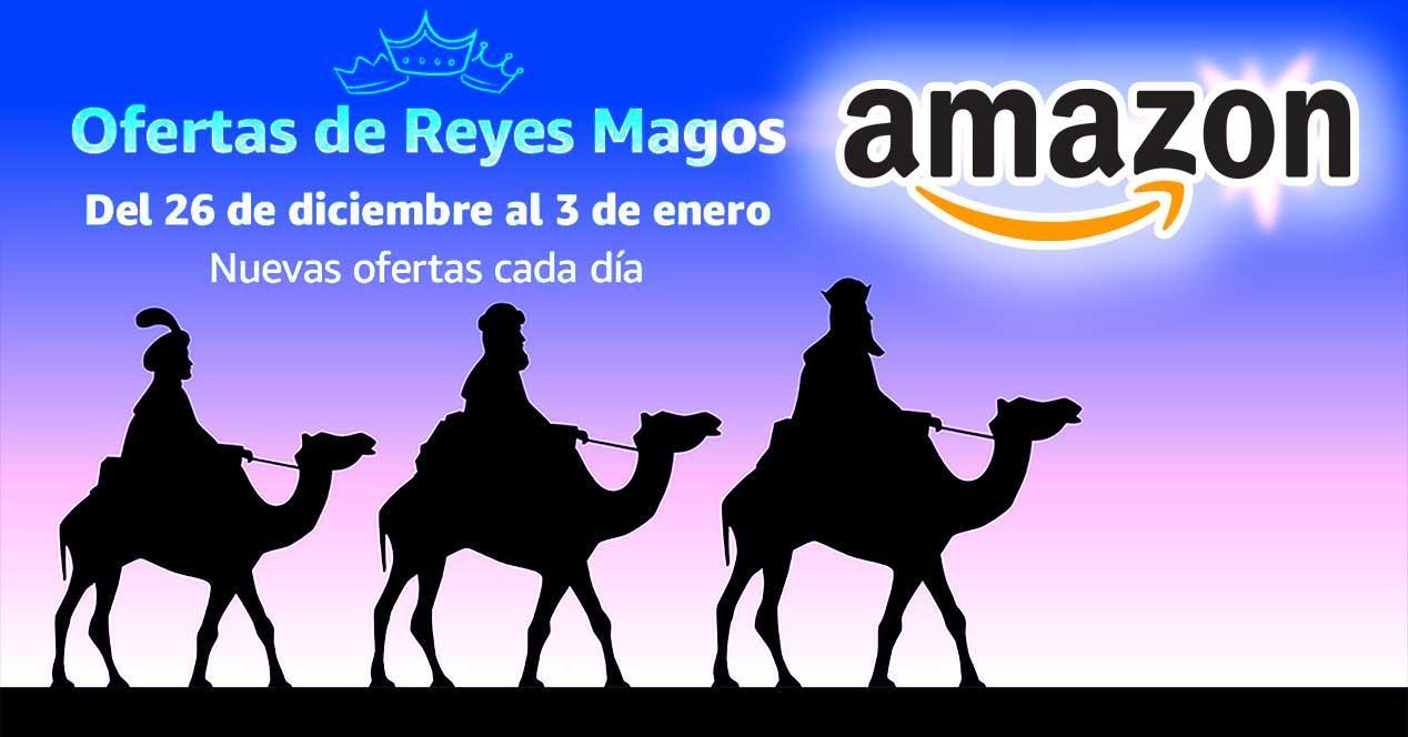 ofertas reyes magos 2020 amazon