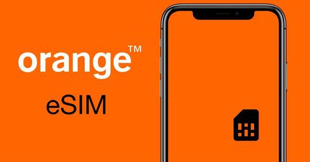 orange esim