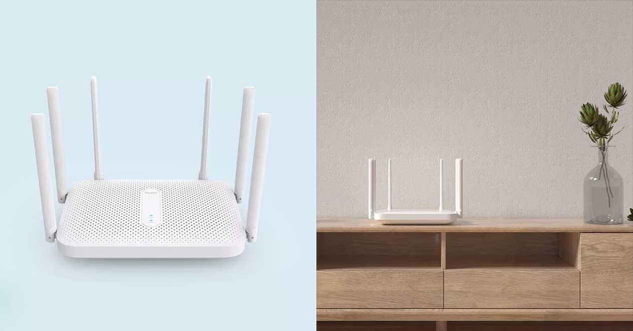 redmi router ac2100