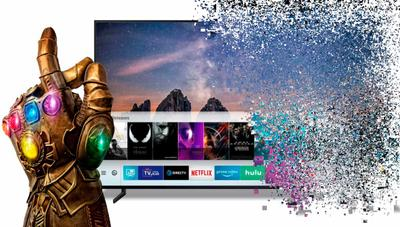 ¿Por qué desaparecen apps de tu Samsung Smart TV?
