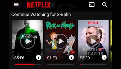 ¡Por fin! Netflix permitirá quitar series y películas de Seguir viendo