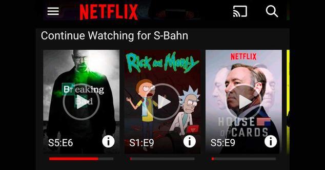 Ver noticia '¡Por fin! Netflix permitirá quitar series y películas de Seguir viendo'