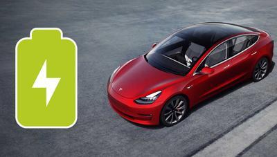 Tesla patenta su nueva batería que dura hasta 1,6 millones de km