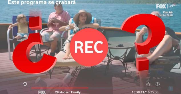 Ver noticia '¿Se te han borrado todas las grabaciones de Vodafone? Algunos modelos afectados'