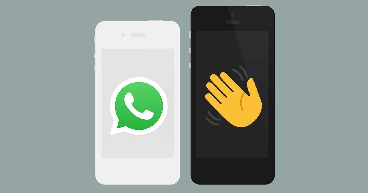 whatsapp adios