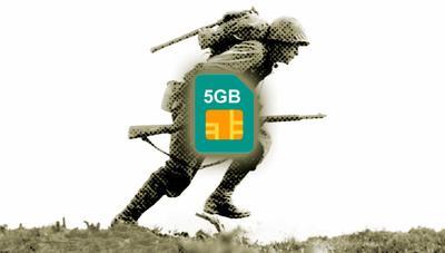 La nueva guerra de las operadoras pasa por ofrecer 5GB e ilimitadas por 10 euros