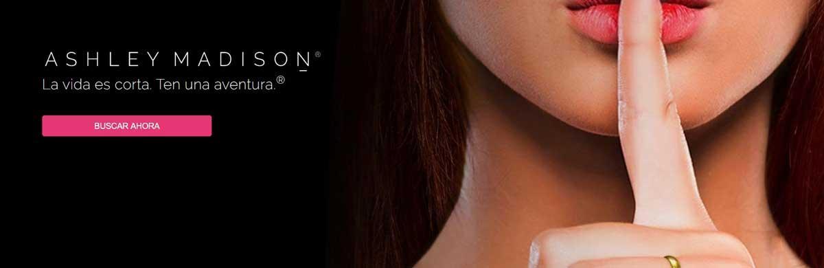 Ashley Madison - webs de citas
