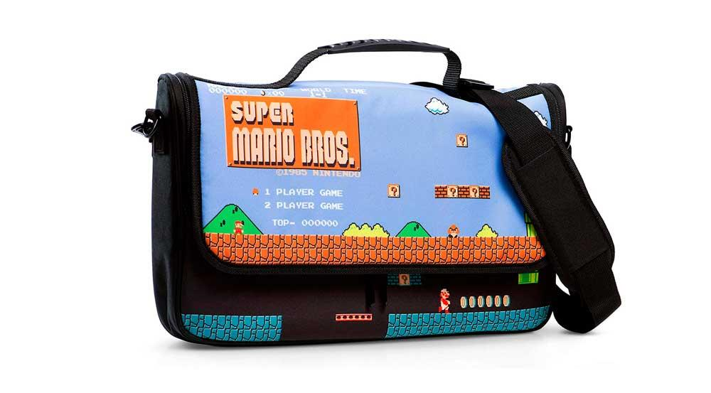 Bandolera Super Mario