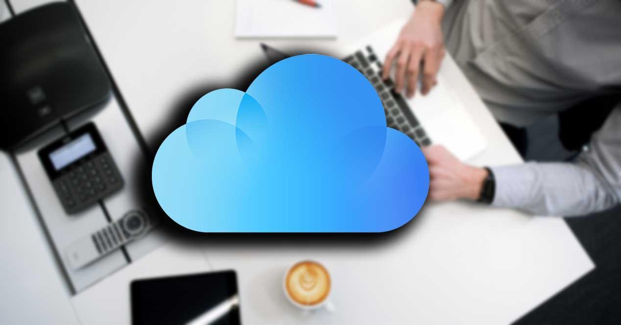 Conseguir espacio gratis en iCloud